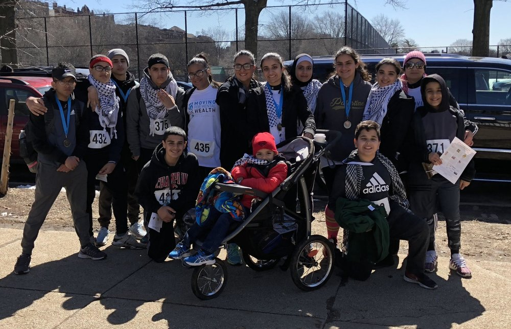 voices of the 2018 nyc gaza 5k: team warek dawali | 3.27.2018