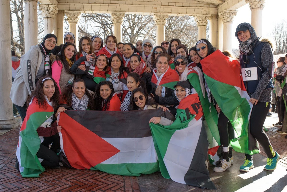 voices of the 2019 nyc gaza 5k: team peace for palestine | 2.20.2019
