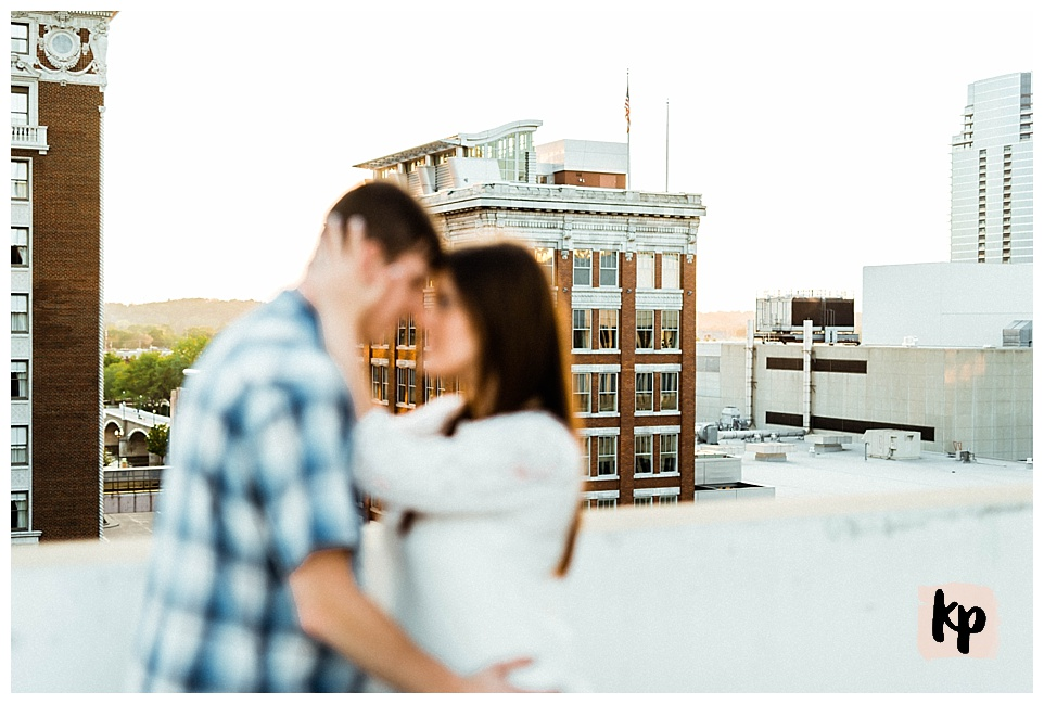 Ben + Courtney | Engaged #kyleepaigephotography
