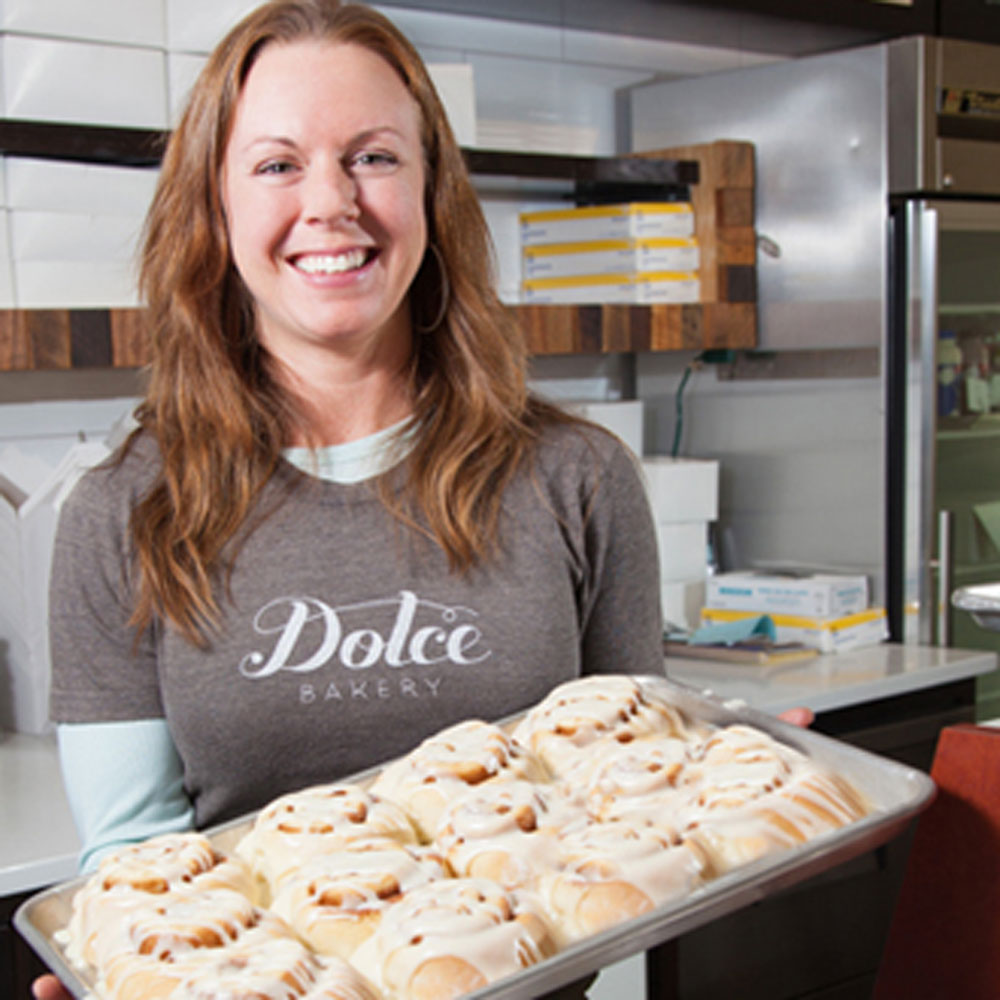 Erin Brown - Dolce bakery