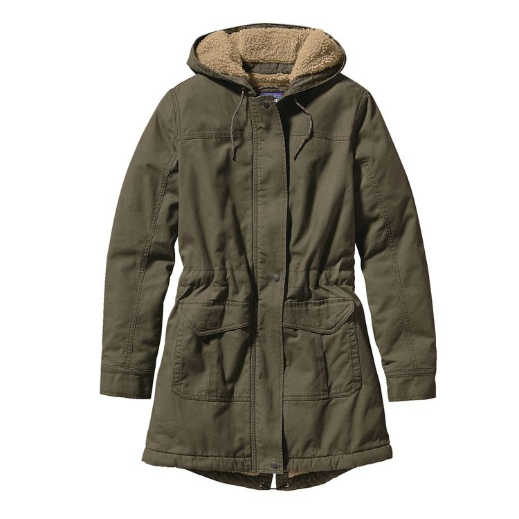 Patagonia Insulated Prairie Dawn Parka  | $249