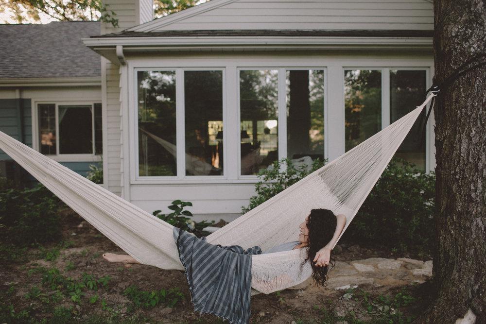 hammock summer