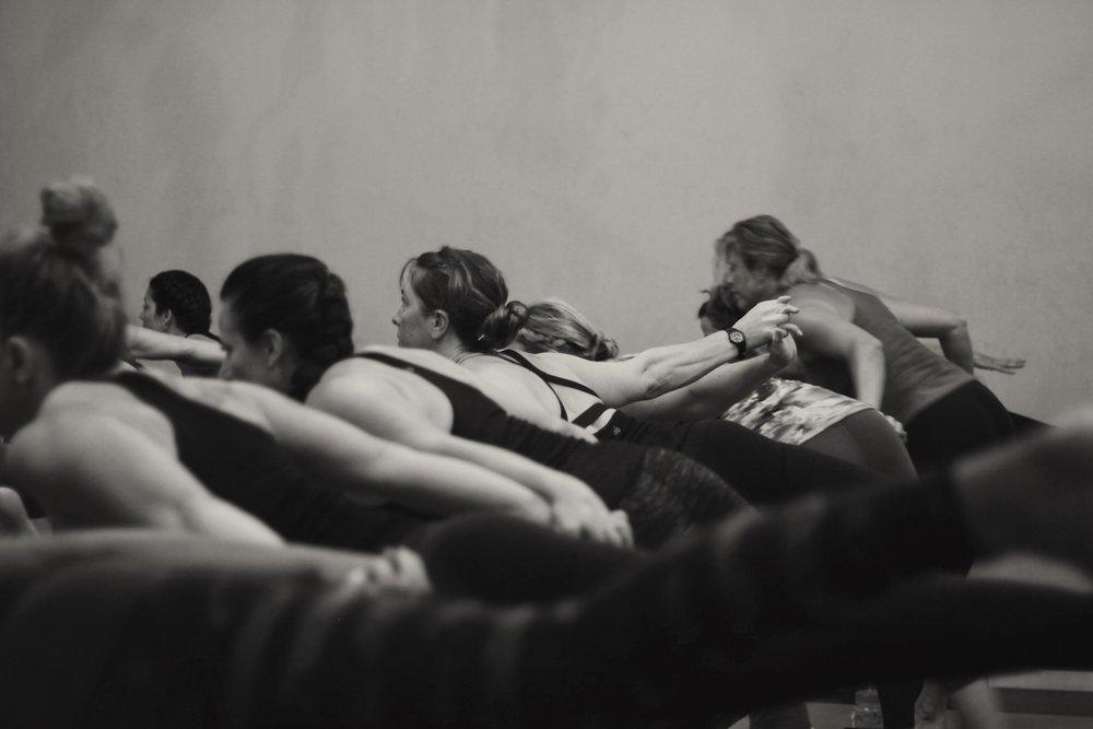 Urban Body Yoga | Fort Wayne IN.