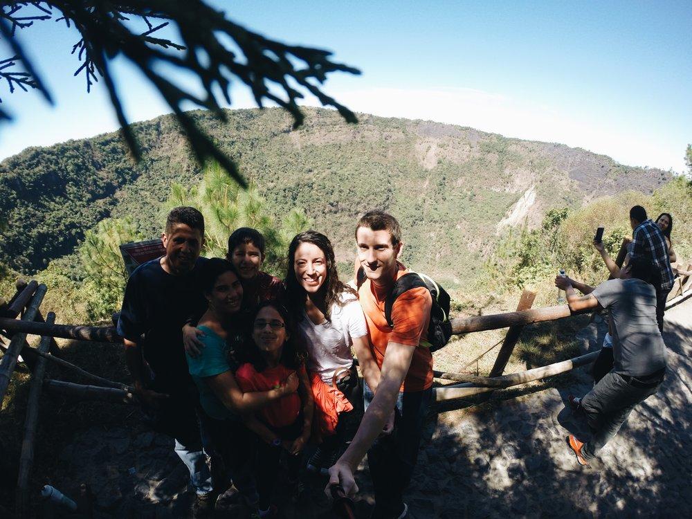 El Salvador, Family