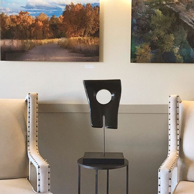 Sculpture by @c.sw.mc at Millhouse Fort Collins - - - #design #interiordesign #home #decor #architecture #homedecor #artsxdesign #sculpture #blackfigure #decoration #style #interiør #interiors #abstract #interior4all #house #woodendecor #designer #interior123 #livingroom #modern #artdecor #myhome #homedesign #fashion #instahome #minimal