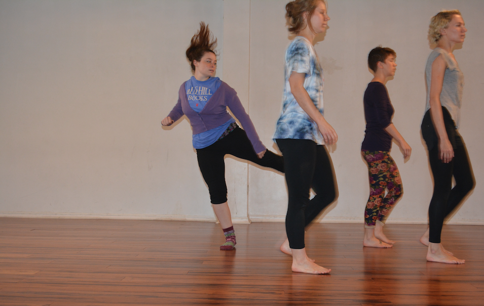 Improvisational Forms, Headlong Performance Institute, 2015.
