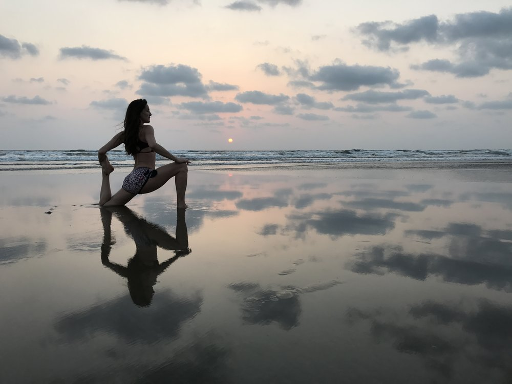 Senior Yoga Teacher Nathalie Nobs