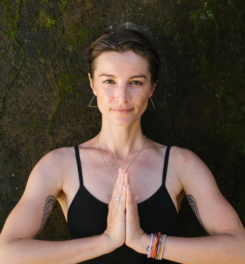 «Verbinde dich mit der Kraft deiner Seele und entzünde dein spirituelles Feuer,» Wanda Badwal.