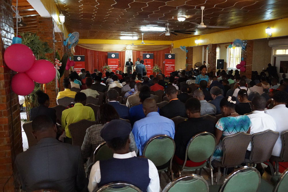 Sunday Service at Harvest Cap-Haitien
