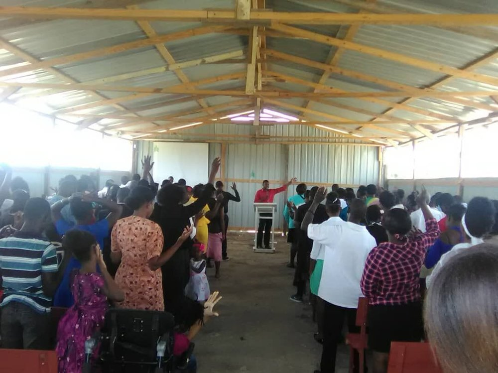 Sunday Service at Harvest Croix-des-Bouqets
