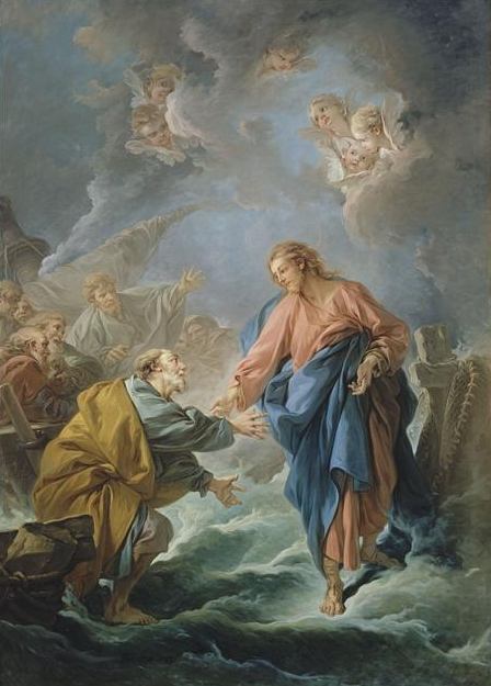 Franc;ois Boucher, 1766 - Cathedrale Saint-Louis, Versailles