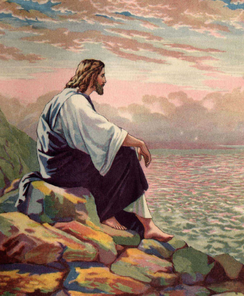 Image-Of-Lord-Jesus-Christ-Sitting-On-A-Stone.png