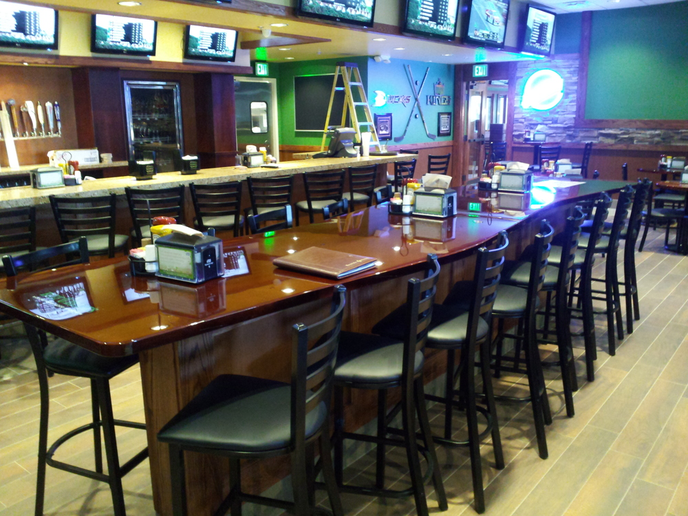Beef O Bradys Epoxy CommunalTables