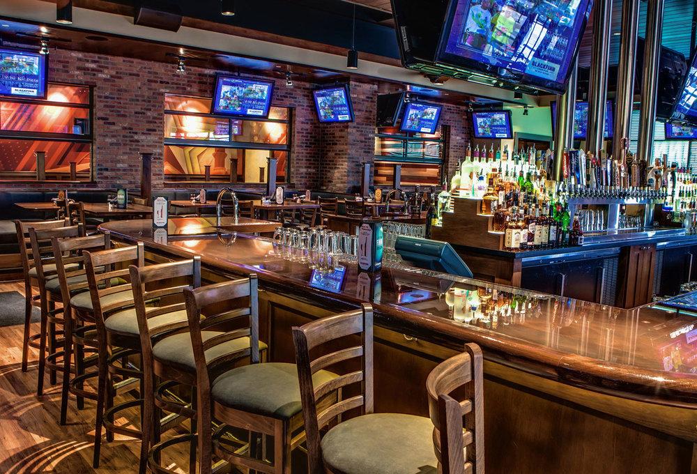 BlackFinn Bar Top by Eash Design