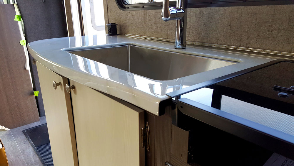 Coachmen Lightweight Counters by Eash Design