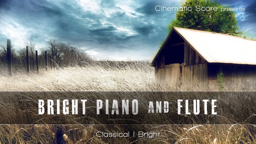 Bright Piano and Flute