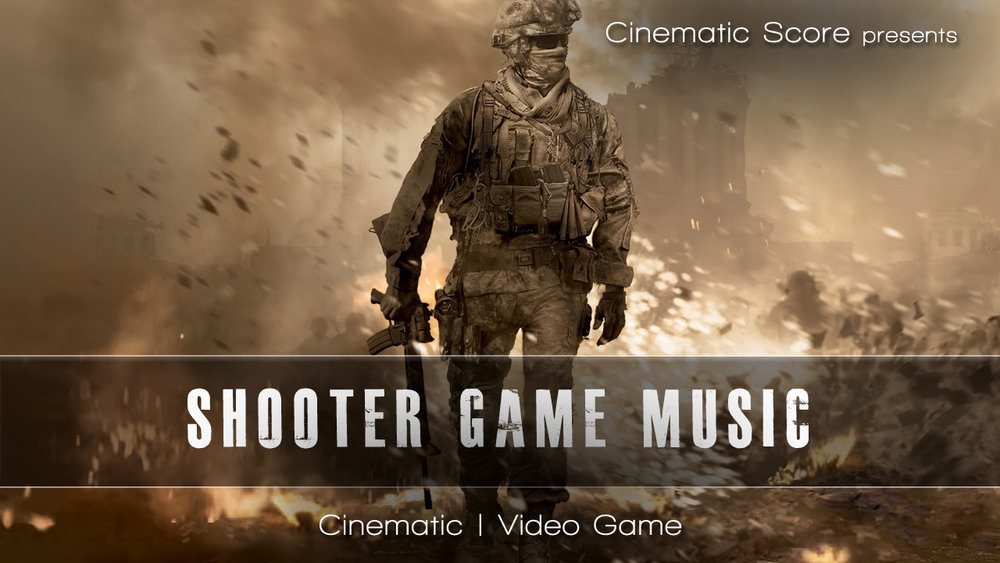 Shooter Game Music