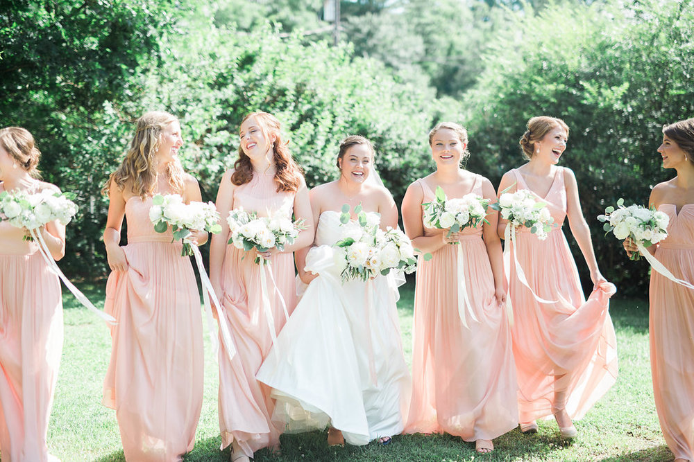 Hannah + Tony - Gardens at Grey Gables, Summerfield NC