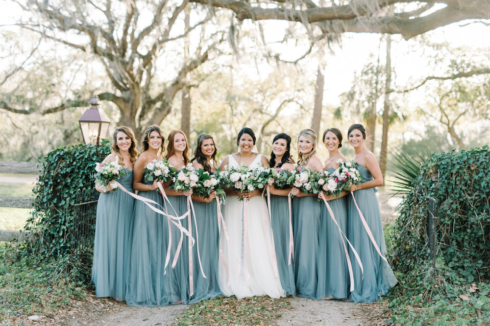 Fabiola + Richard - Cassina Point Plantation, Edisto SC