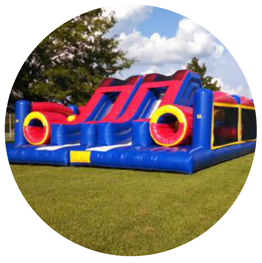 Nashville Inflatables Obstacle Courses