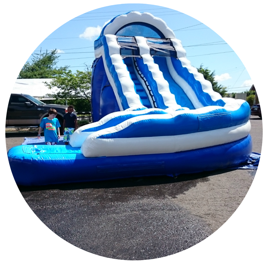 Franklin Slides Inflatables Murfreesboro