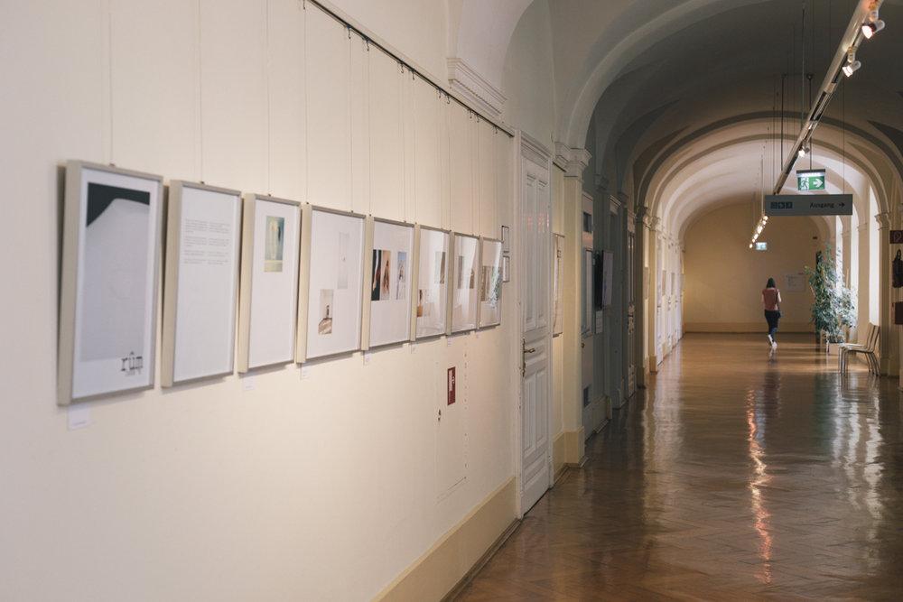 pictures by Harald Wawrzyniak, rûm