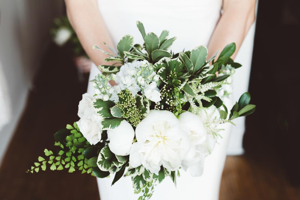 Timberlost Wedding Bouquet