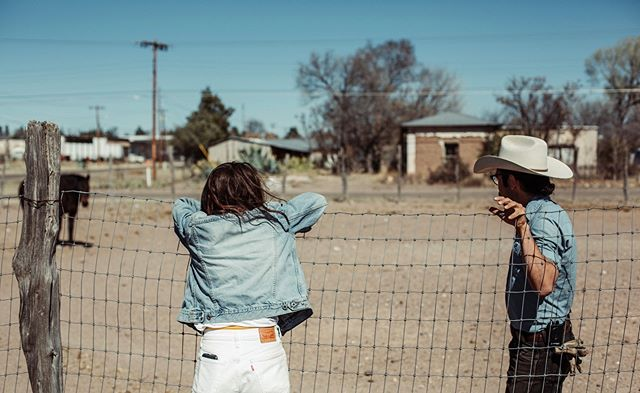 Marfa • Courtesy of the dreamy @ardenwray