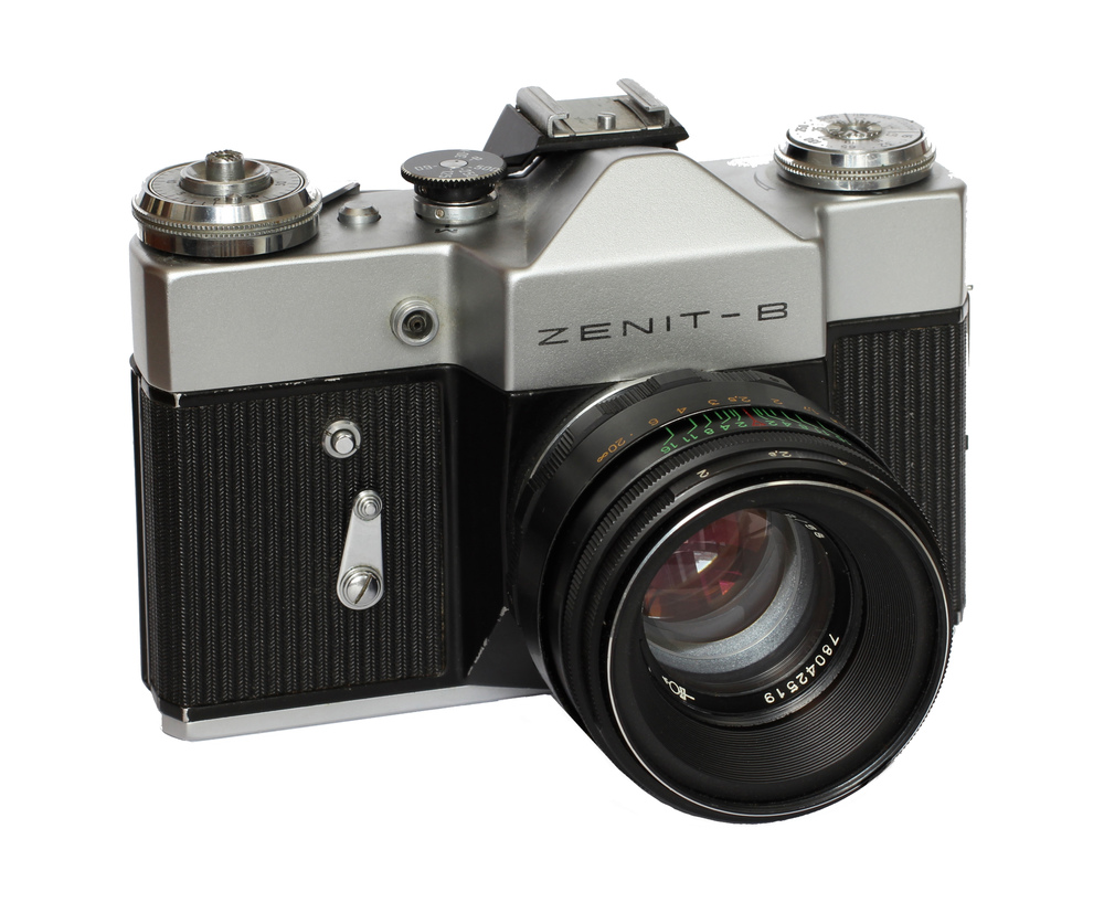 My very first, the sexiest Zenit, almost like Zeus in my hands ;)