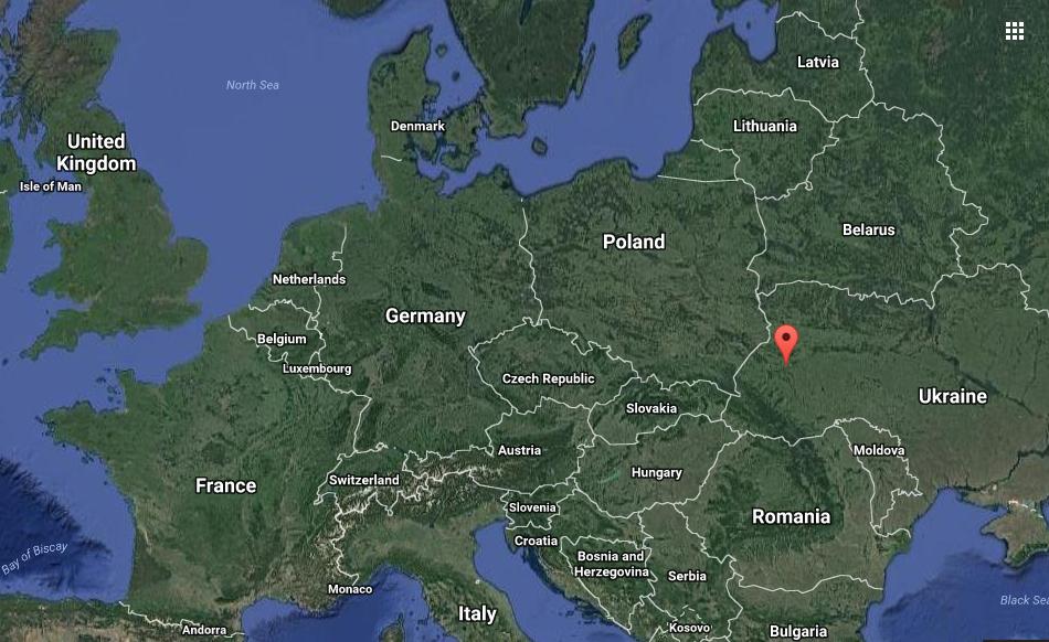 Obecnie Gologory naleza do Ukrainy.