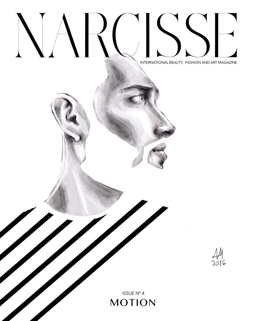 cover magazine design.