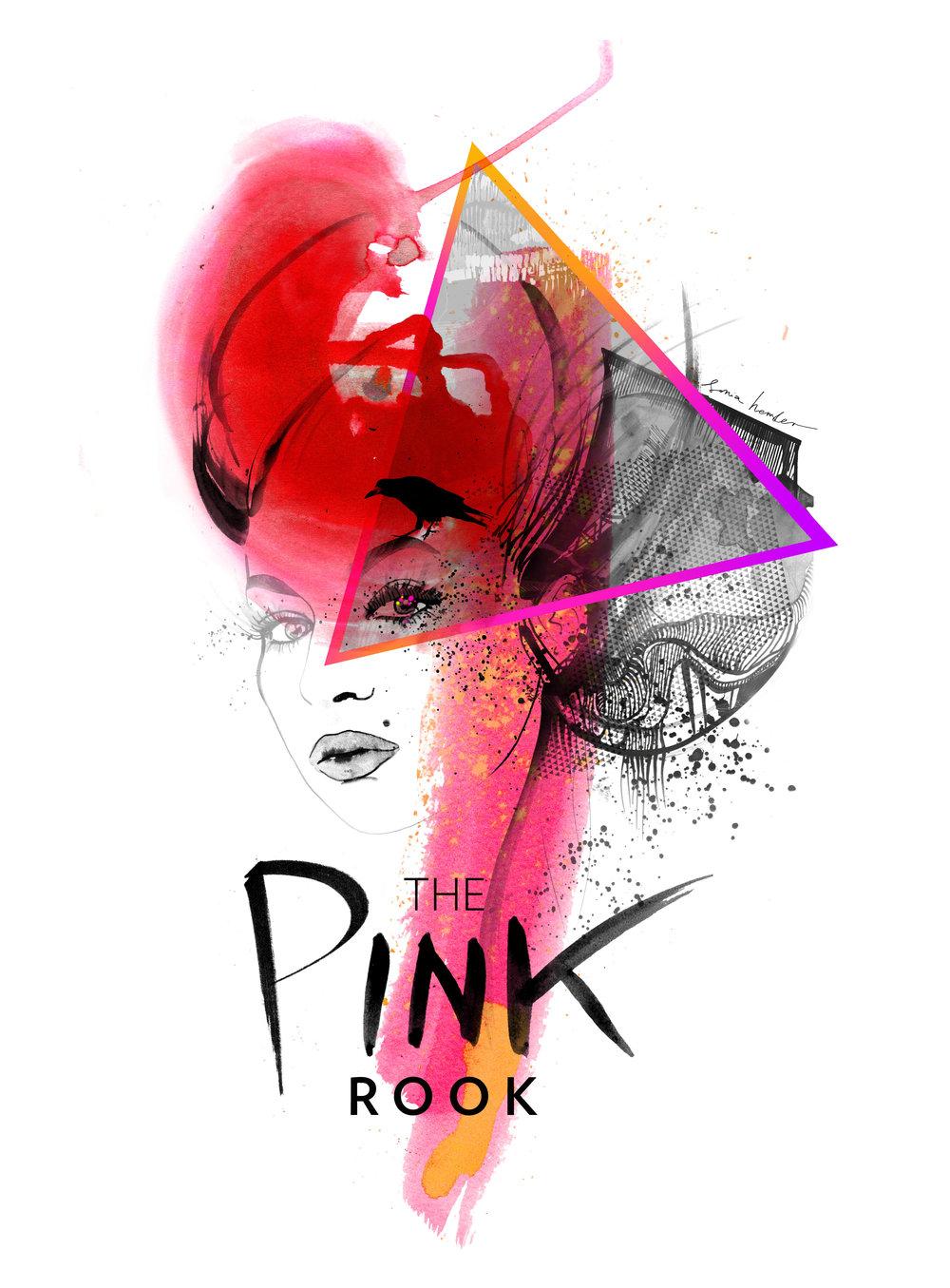 logo wykonane przez mega utalentowaną Sonia Hensler-La Punani.