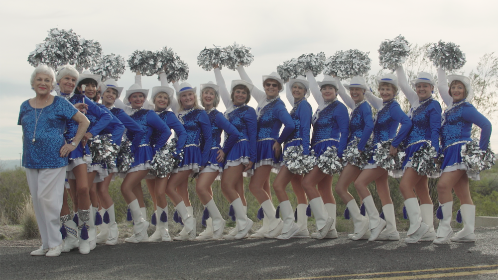 "Conversations with Women   ""THE SUN CITY POMS""    READ MORE"