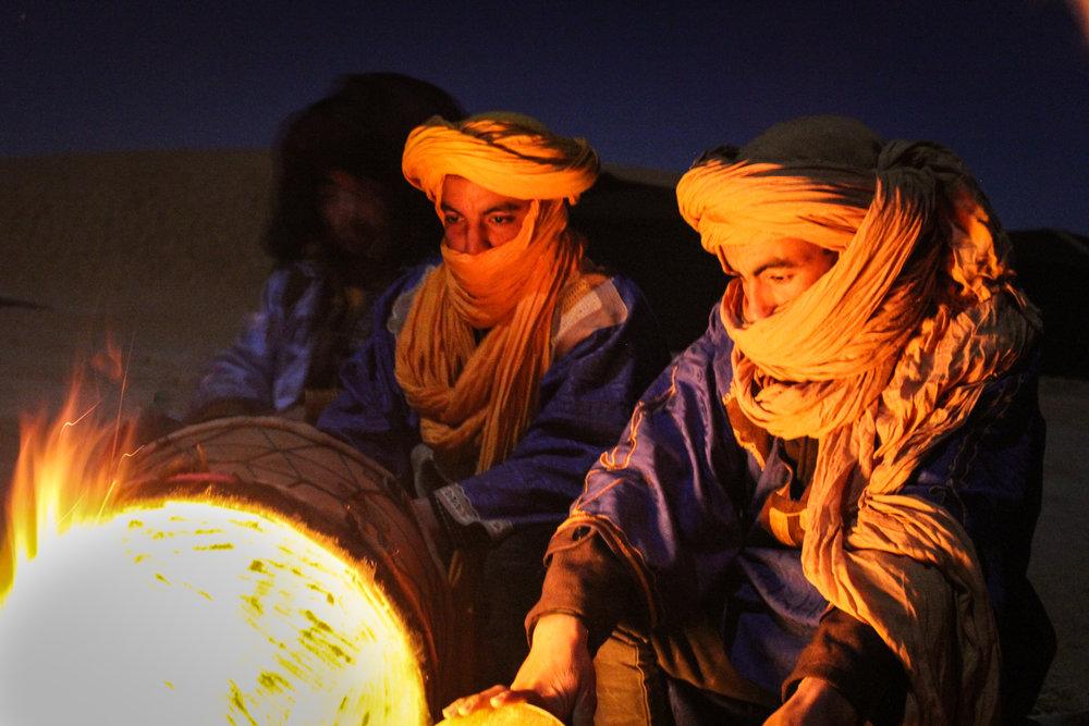 Western Sahara Desert