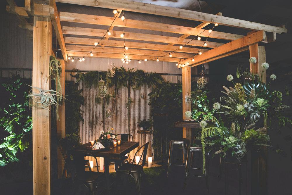 Floral Design + Decor Rentals
