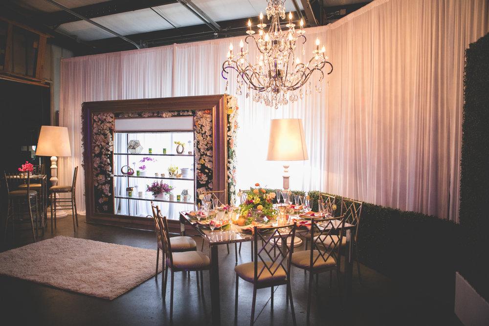 Event Rentals + Floral Design