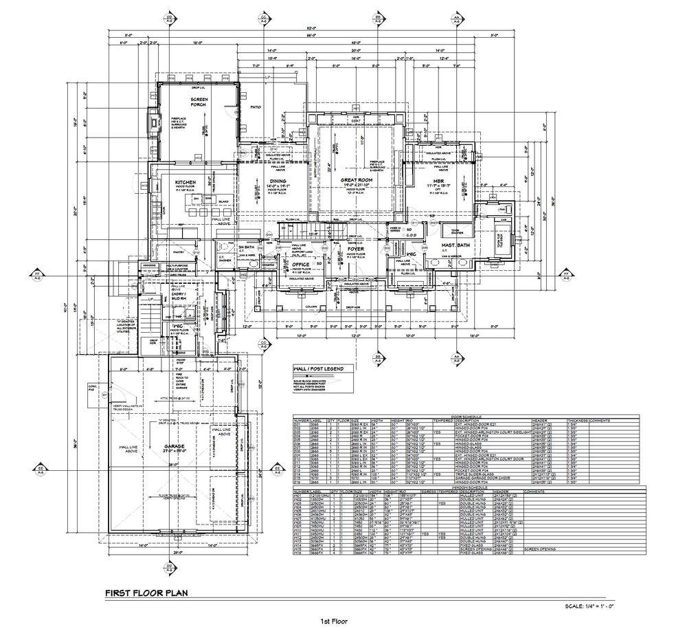 Lake Pepin | 1st Floor Plan