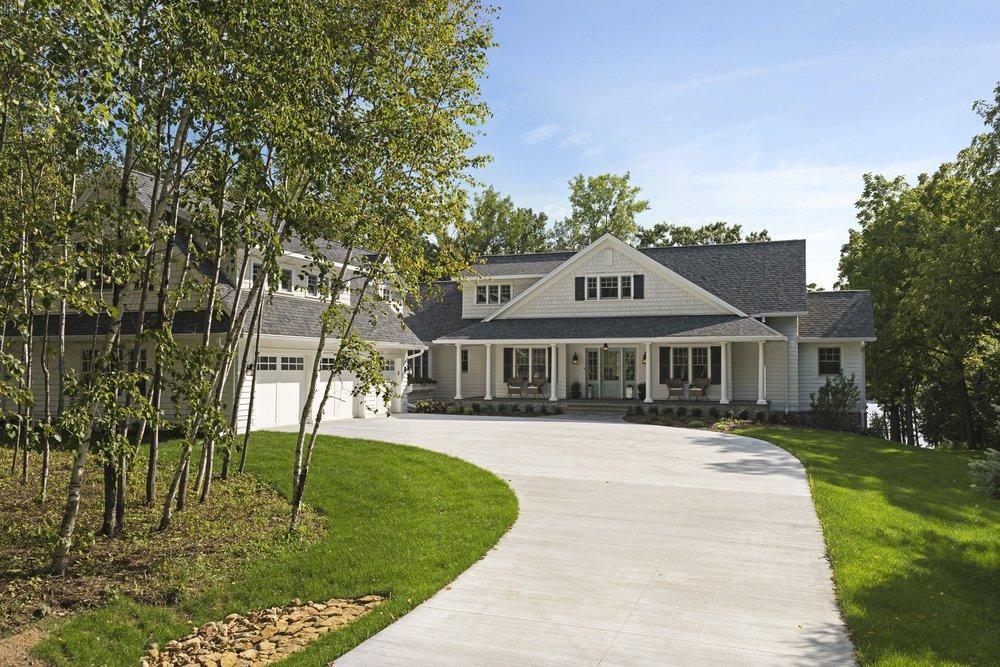 Birchwood Acres, Lake Pepin, WI |  NEW BUILD  | Design