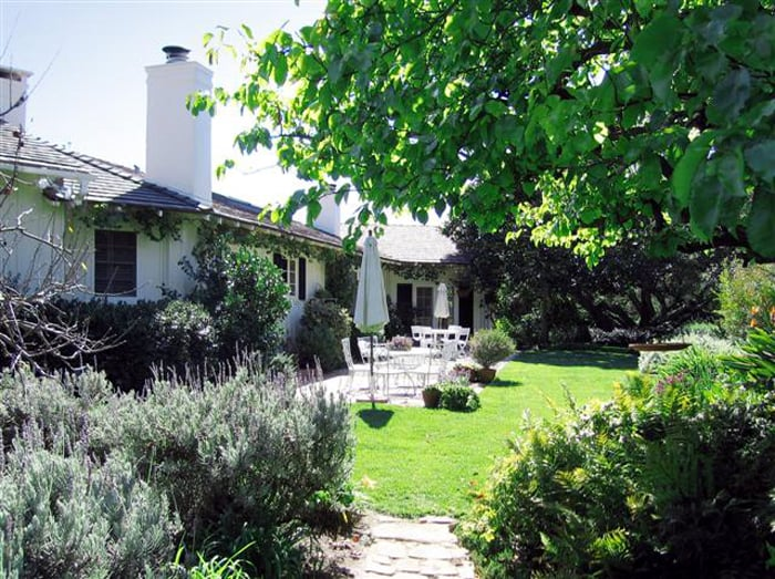 1950's Classic Montecito Home Montecito, California Peaceful cul-de-sac setting. Offered at  $2,985,000 SOLD