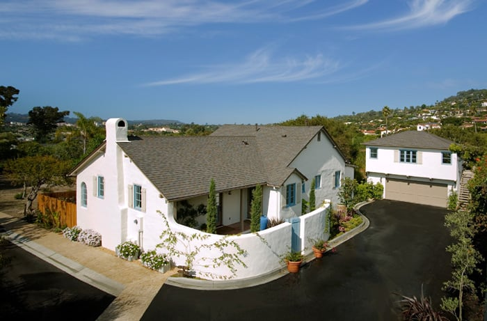 1237 East Cota Street Santa Barbara, California   Wonderfully Restored Adobe.    Offered at $1,395,000         SOLD