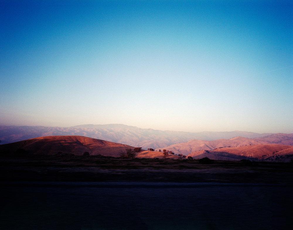 Highway 58, California