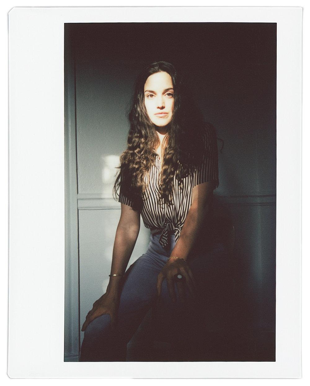Arlene Deradoorian, Singer & Percussionist (USA)