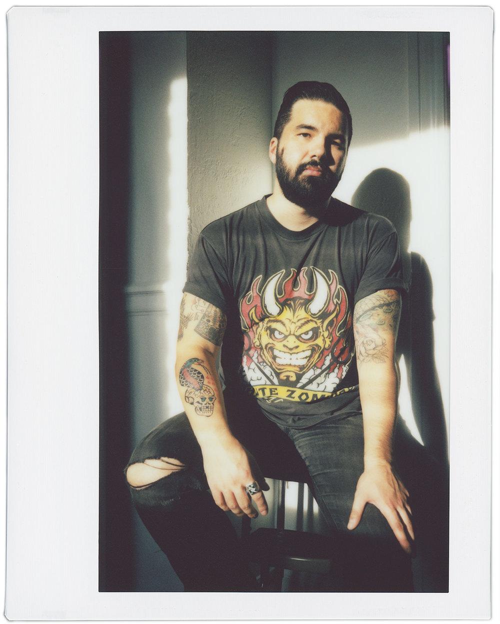 Mike Robinson, Drummer (USA)