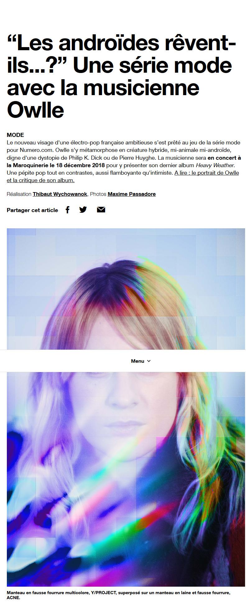 """Screenshot_2019-01-22 """"Les androïdes rêvent-ils """" Une série mode avec la musicienne Owlle.jpg"""