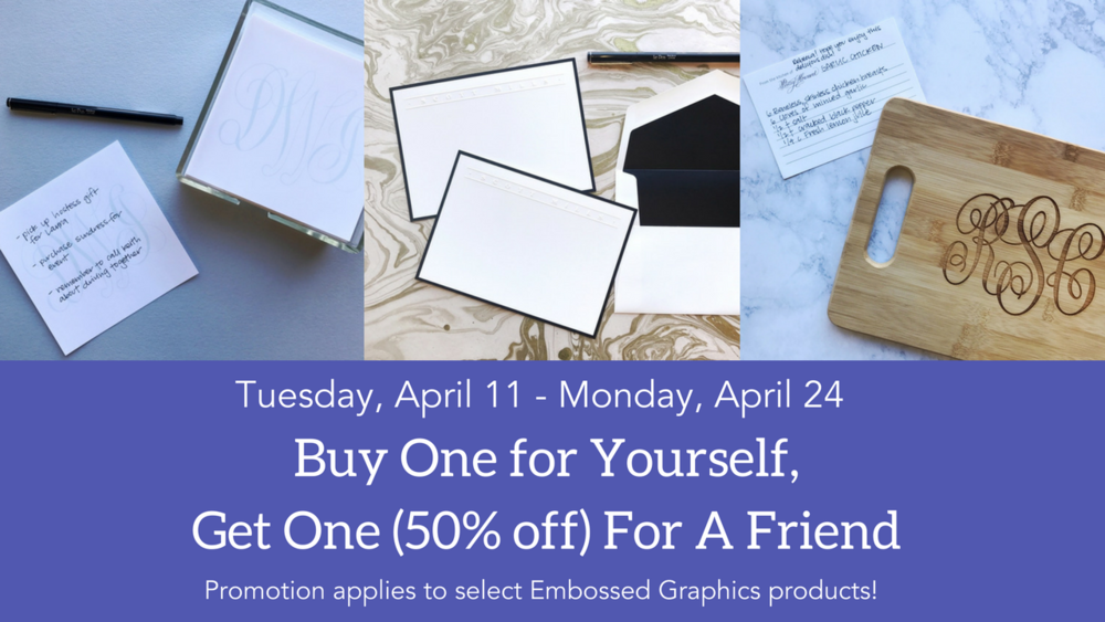Embossed Graphics April Promotion.png
