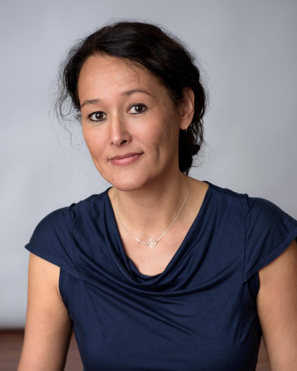 Myrte IJkelenstam, Shiatsu therapist