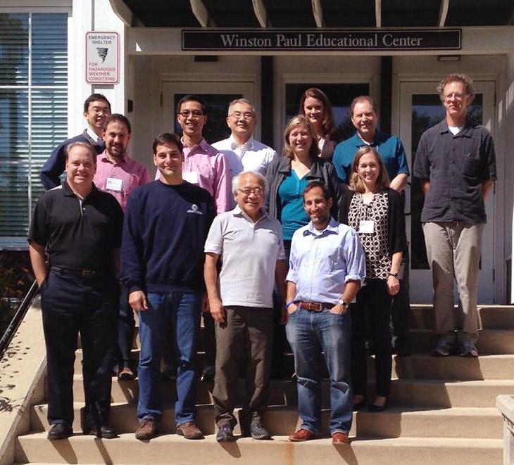 2014 scholar retreat participants