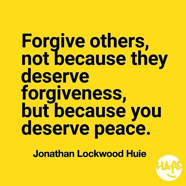 Reposting this quote as it feels very relevant right now. These wise words have helped me forgive hurtful actions. It's not easy to forgive others, especially when they have caused pain. But the alternative of escalating anger and sadness doesn't help anyone involved. Forgive others for your own peace of mind and try to be empathetic 🙏