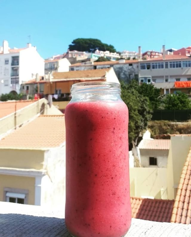 """Reposting @hennylettie: ⠀ ...⠀ """"I often start the day with a delicious @wearehaps smoothie - one serving of HAPS with frozen fruit and banana. I love the tropical flavour! Even living in sunny Portugal, the stresses and anxieties of life still catch up with me. I can't tell you how much this supplement has helped me to not spiral down into negative thought patterns and behaviour. It's very subtle, which is what I like, and it inspires me to be healthier. I'm excited that it's now being sold at @hisbe_food my favourite supermarket (plus online). So if you're in #brighton then go buy some and #FeedYourHappy!"""""""