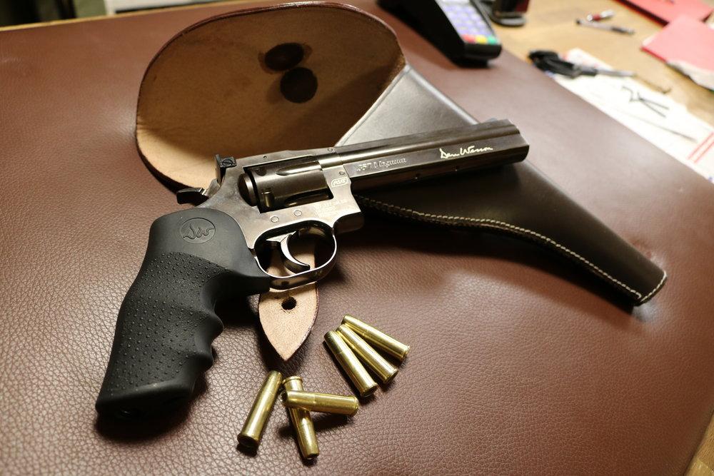 The Gun Shop Pistol Shooting